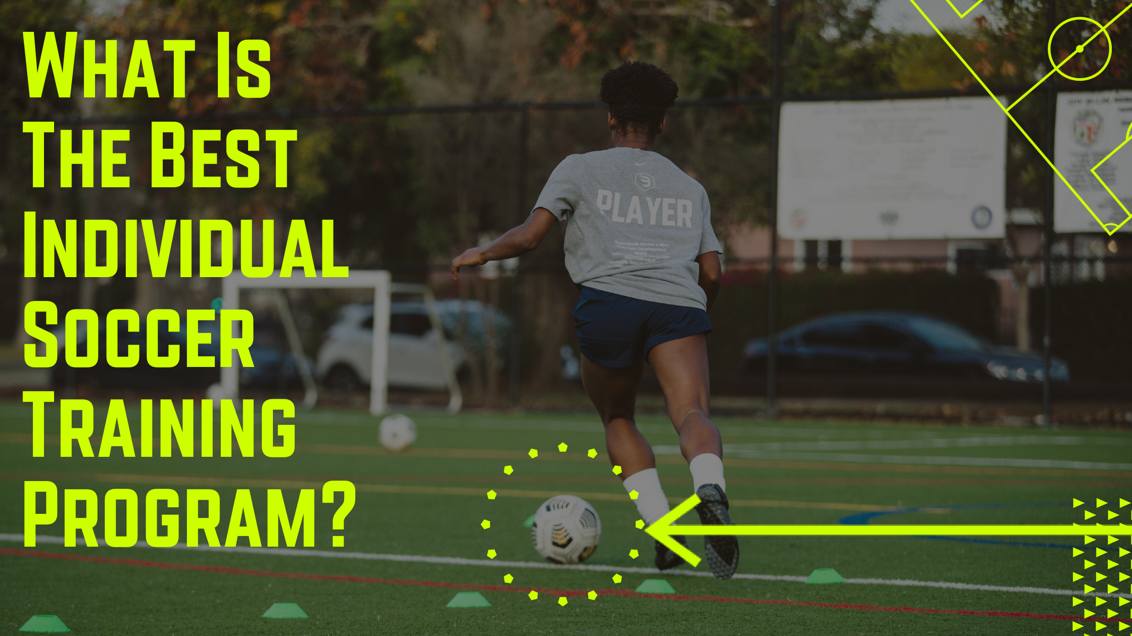 What is the best individual soccer training program?