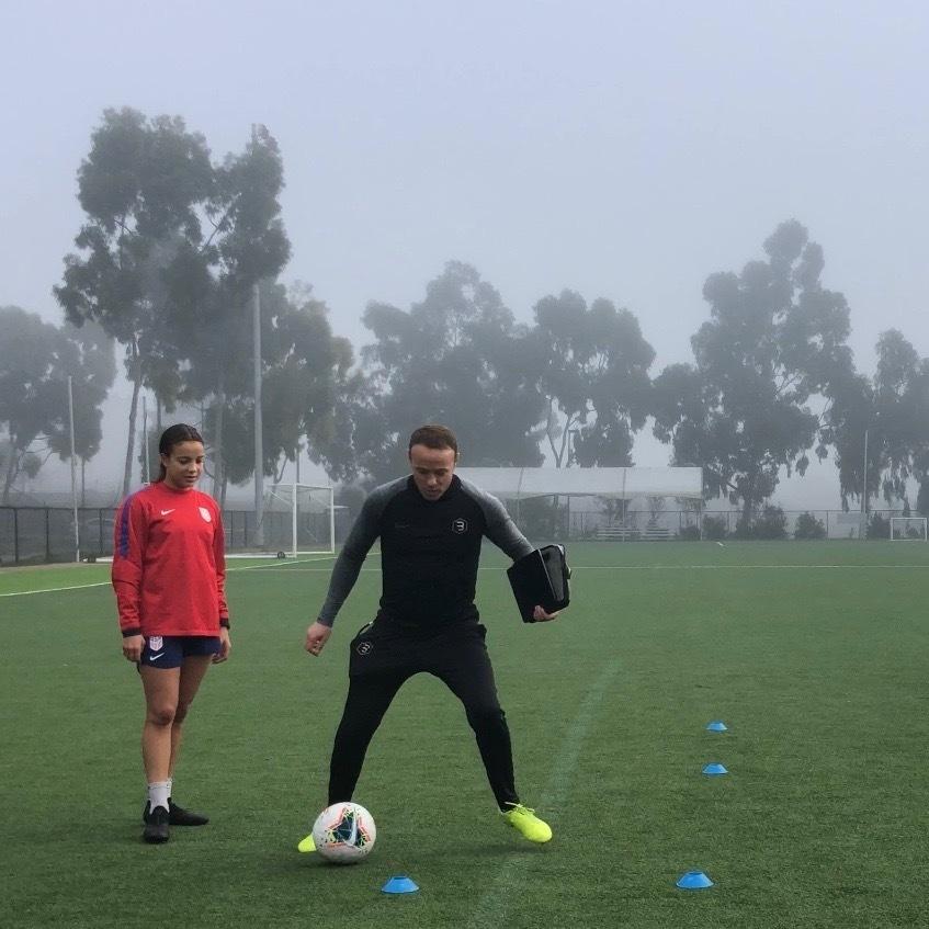 Mallory Pugh Beast Mode Soccer