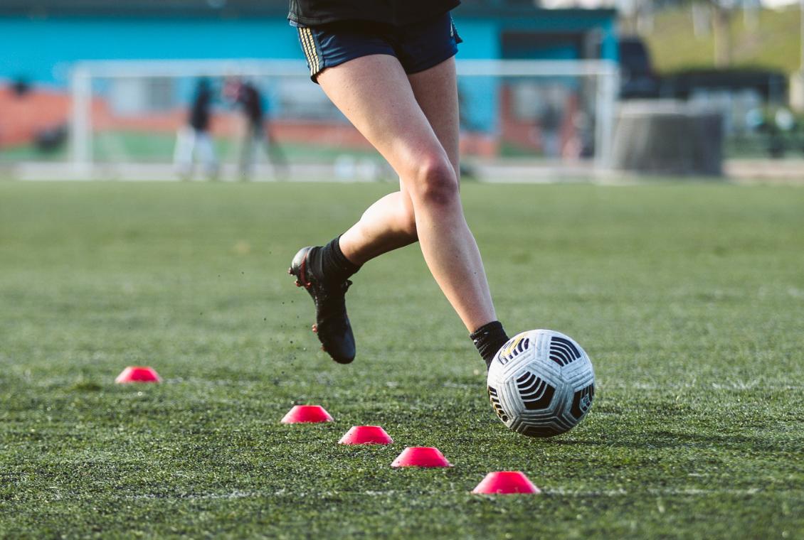Beast Mode Soccer Plus Dribbling