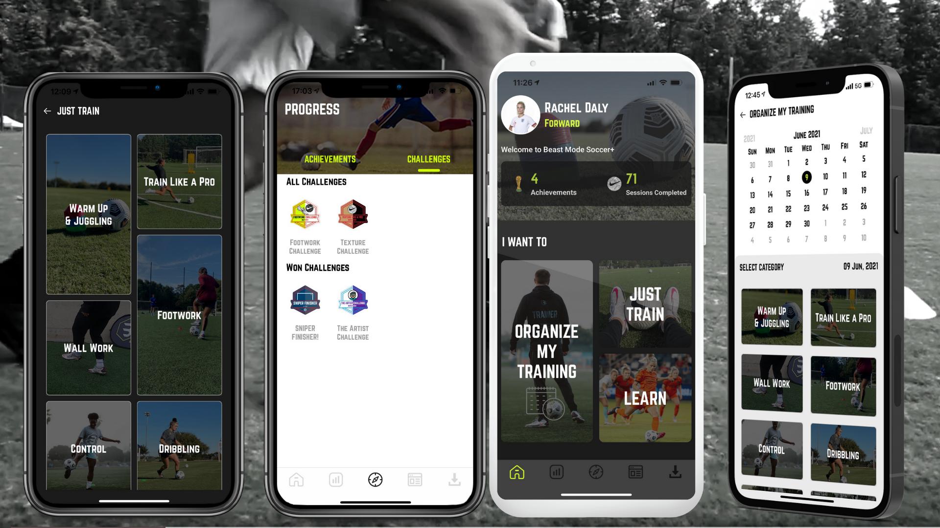 Beast Mode Soccer Plus