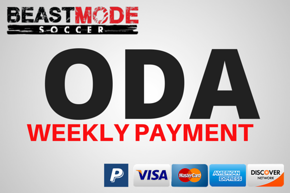 ODA Weekly Payment